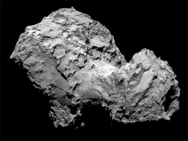 3 Surprising Comet Facts We've Already Learned from Rosetta