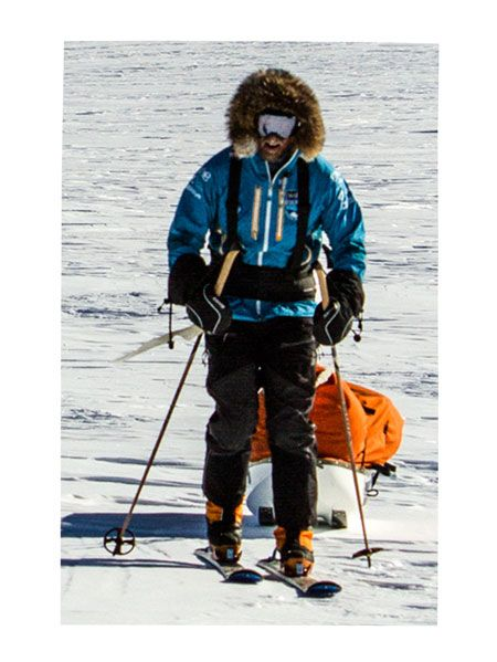 How to Camp Like a Polar Explorer