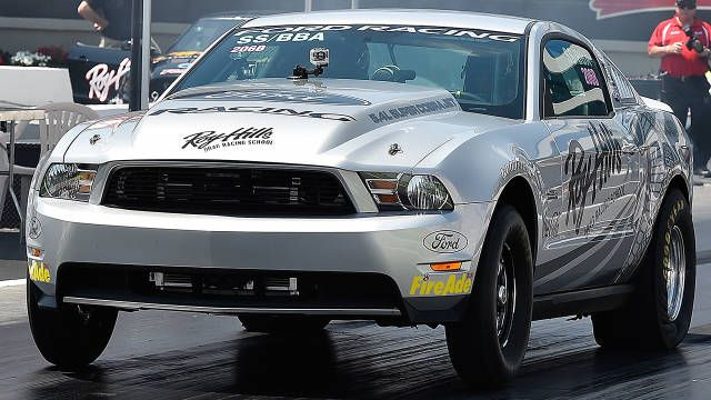 Roy Hill Tried To Kill Me With An 8-Second Mustang Cobra Jet