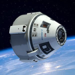 Boeing: Fund Us and We'll Fly to ISS by 2017