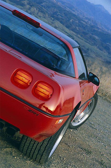 Inside the History of Corvette's ZR1: Slide Show