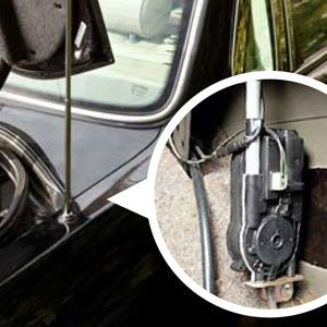 Pa Power Antenna With Detatchable Motor Af E A E Af C D Large besides Deville Diagram X likewise Ebay additionally D E A Power Antenna Repair De   Crop Xw together with C C. on cadillac deville power antenna wiring diagram