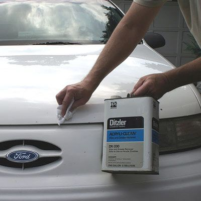 Large Car Paint Chip Repair Kit