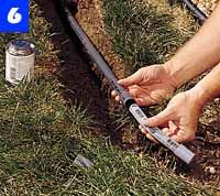 Outstanding How To Install A Lamp Post In Your Yard Wiring 101 Ariotwise Assnl