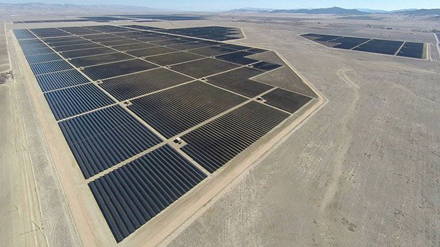 The Biggest Solar Plant in the World Is Now Online in California