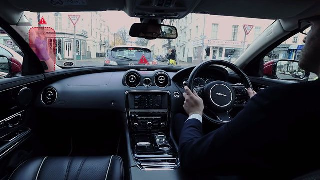 This is How Jaguar Wants to Make Blind Spots Disappear