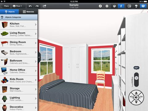 how to redesign your home on your ipad