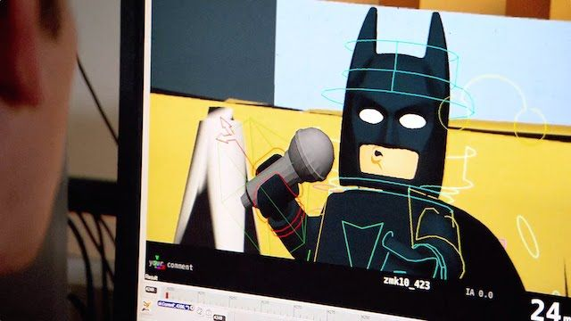 Heres How The Lego Movie Was Made