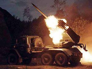 BM-21 Multiple Rocket Launcher