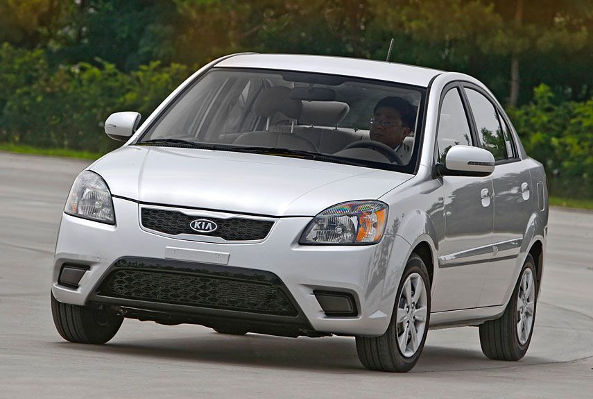 Best Gas Mileage Small Cars - Fuel Economy for Small Cars