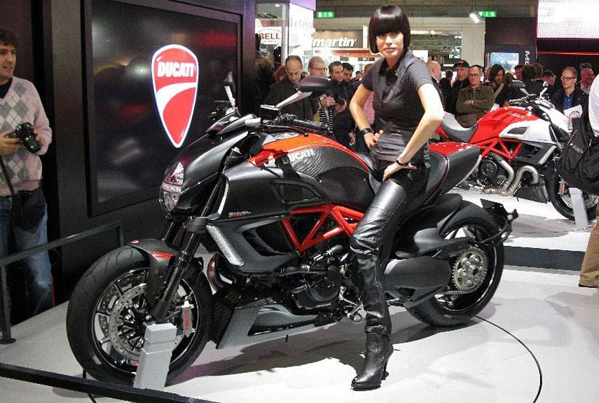 Top Motorcycles From Eicma 2010 New European Motorcycles