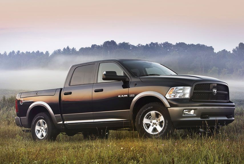 Best gas mileage trucks fuel economy for trucks sciox Choice Image