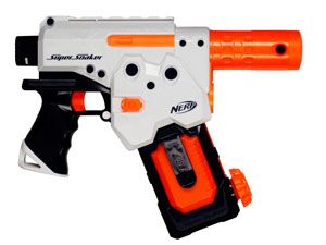 Product, Gun, Red, Firearm, White, Orange, Line, Trigger, Machine, Gun accessory,