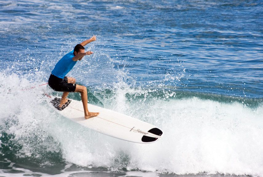 How to Find and Fix Up a Used Surfboard