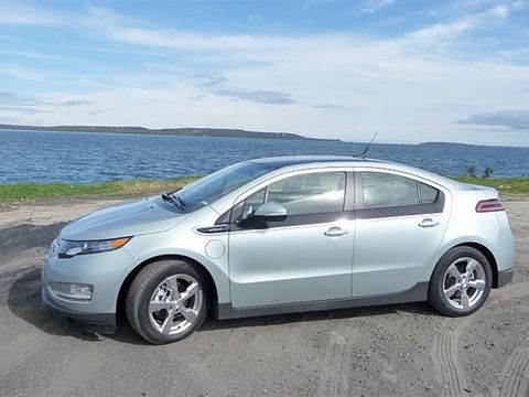 900 Miles Reliability Report In The Chevy Volt