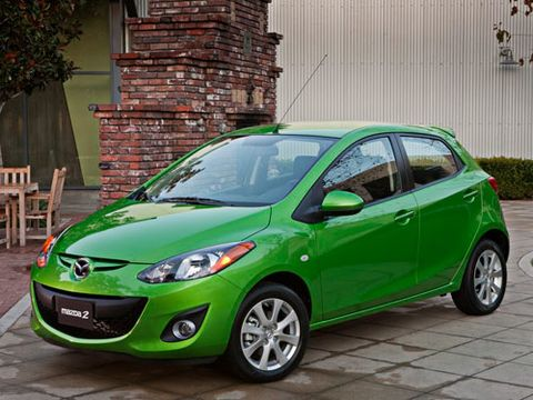 2011 Mazda Mazda2 Specs - Review and Test Drive of 2011 Mazda2