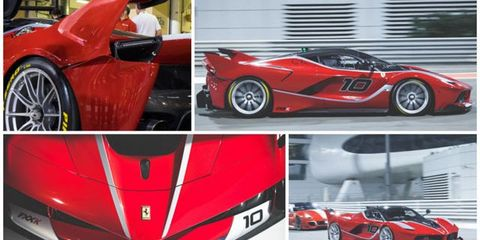 11 Things You Need to Know About Ferrari's Insane New Supercar