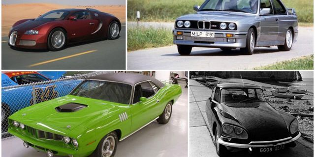 Drive These 10 Cars Before You Die