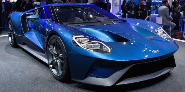 Ford Kept the Incredible New GT a Secret by Building It in a Basement