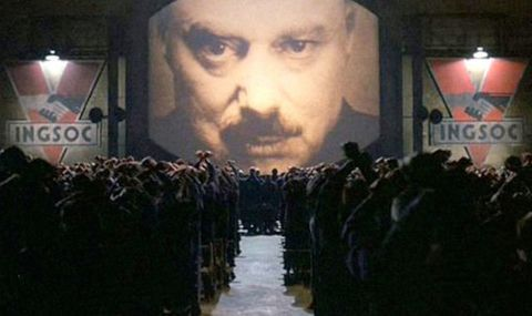 Image result for big brother on a screen