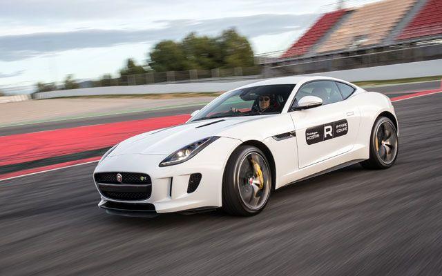 2015 Jaguar F-Type V-8 R Coupe: Put a Hardtop on It