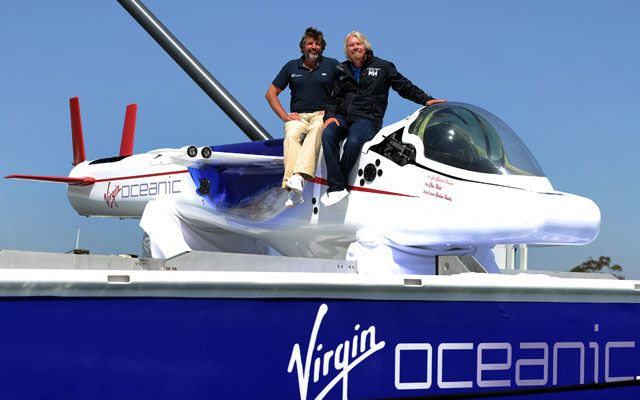 Richard Branson Has Shelved Virgin's Deep Sea Submarine