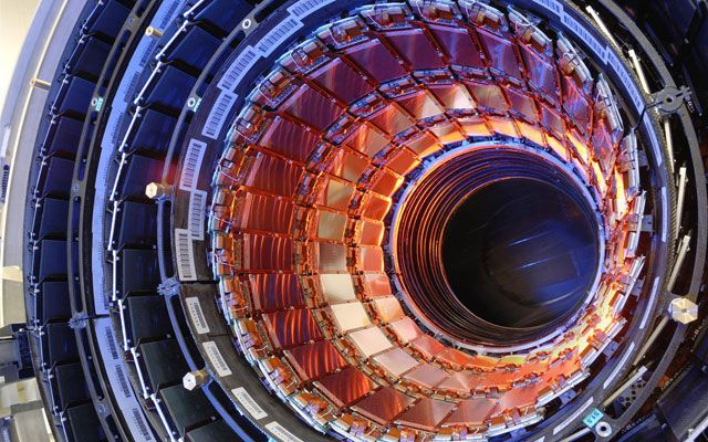 The Large Hadron Collider Discovers Two New Particles
