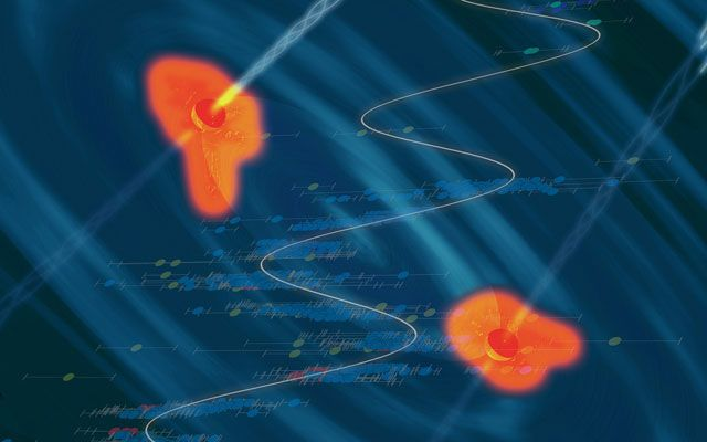 These Two Black Holes Will Collide With the Power of 100 Million Supernovae