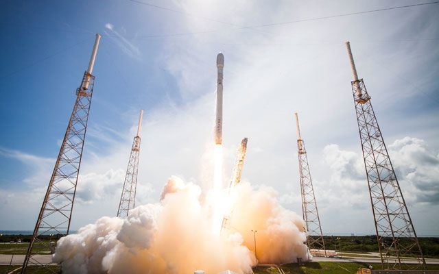 SpaceX Could Soon Be Launching Military Spy Satellites