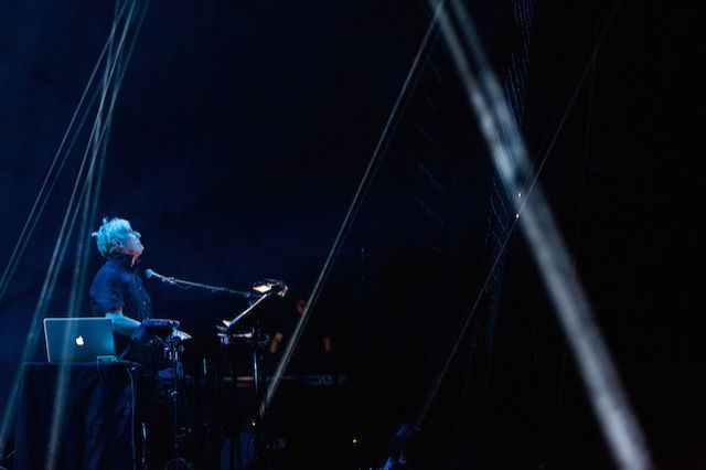 Velvet Underground Co-Founder Conducts an Orchestra of Drones
