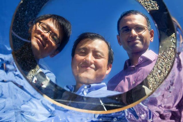 This Rooftop Cooling Material Can Send Heat Out Into Space