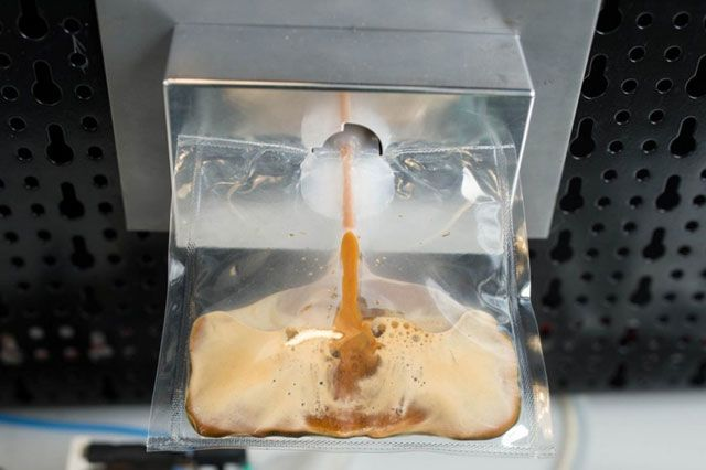This Is the First Espresso Machine In Space
