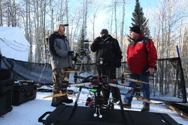 How ESPN Is Shooting the X Games with Drones