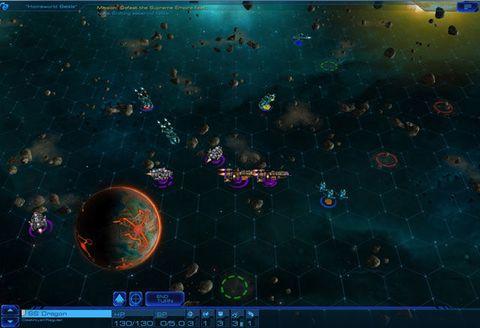 Civilization Creator Sid Meier Announces a Starship Game