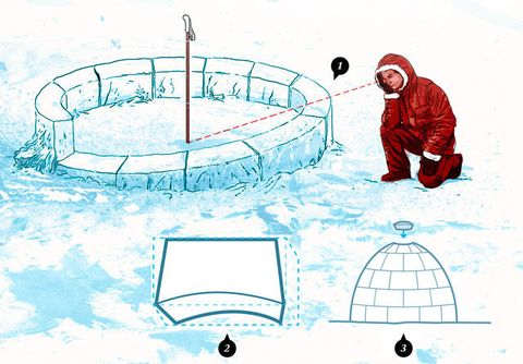 How to Build an Igloo - Arctic Engineering
