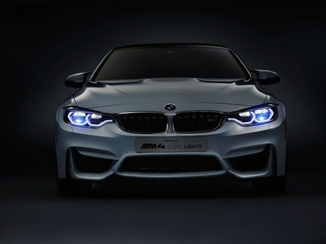 Why BMW's New Laser-Powered High Beams Won't Blind You