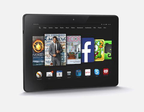 Amazon Kindle Fire HDX 8.9.