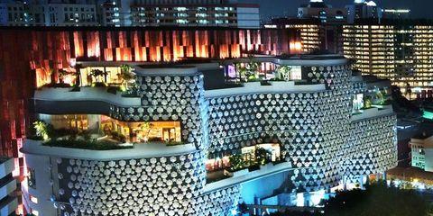 The World S 18 Strangest Shopping Malls Design And
