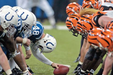 10 Steps in the High-Tech Evolution of Pro Football Helmets