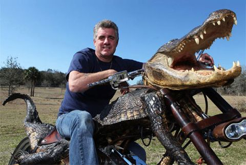 Alligator Chopper