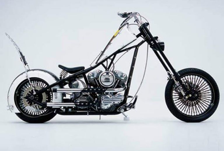 Ugly Chopper Pictures - Custom Motorcycle Pictures