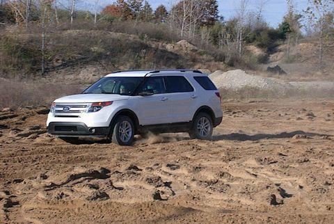 Tire, Natural environment, Vehicle, Land vehicle, Automotive tire, Car, Landscape, Soil, Rim, Fender,