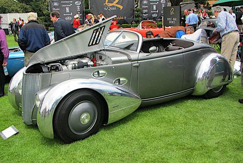 1936 Ford Aerosport