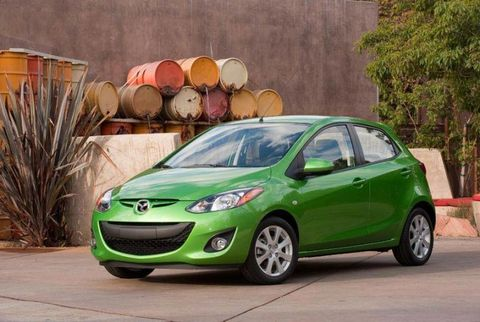 Best Gas Mileage Small Cars Fuel Economy For Small Cars