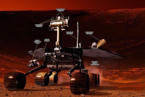 mars exploration rover achievements - photo #1
