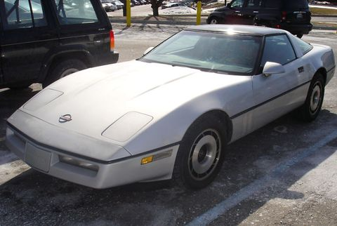 1984-86 Chevrolet Corvette