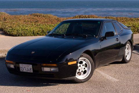 1982-90 Porsche 944