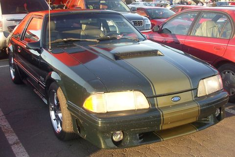 1985-93 Ford Mustang 5.0