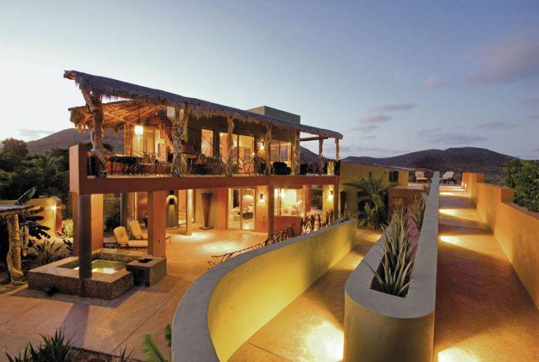Casa Pulmo Green Beach House By Steven U0026 Cathi House
