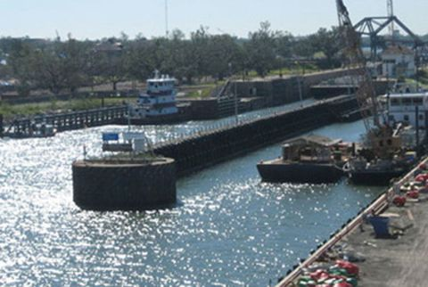 Canal Lock | New Orleans